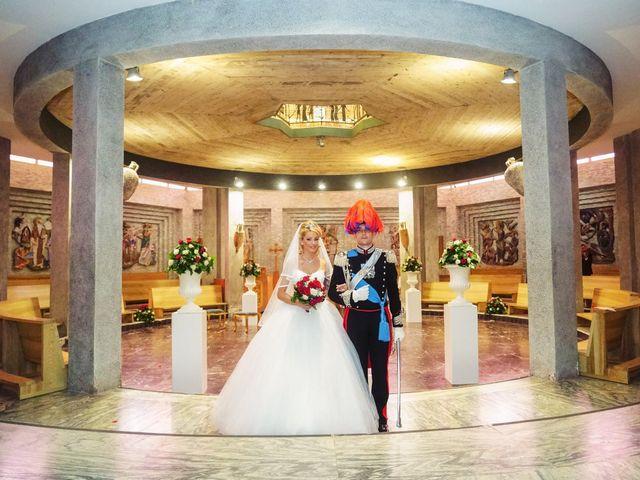 Il matrimonio di Saverio e Pamela a Capaccio Paestum, Salerno 75