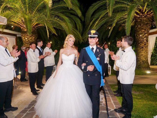 Il matrimonio di Saverio e Pamela a Capaccio Paestum, Salerno 76