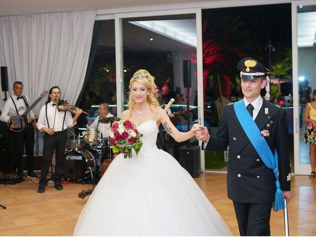 Il matrimonio di Saverio e Pamela a Capaccio Paestum, Salerno 77