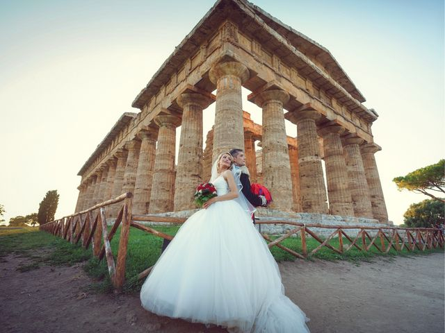 Il matrimonio di Saverio e Pamela a Capaccio Paestum, Salerno 78