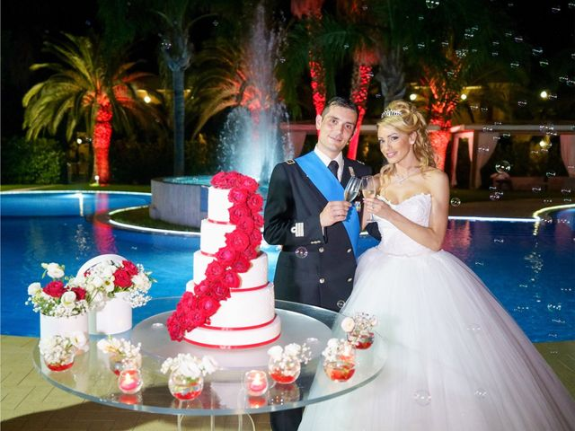 Il matrimonio di Saverio e Pamela a Capaccio Paestum, Salerno 79