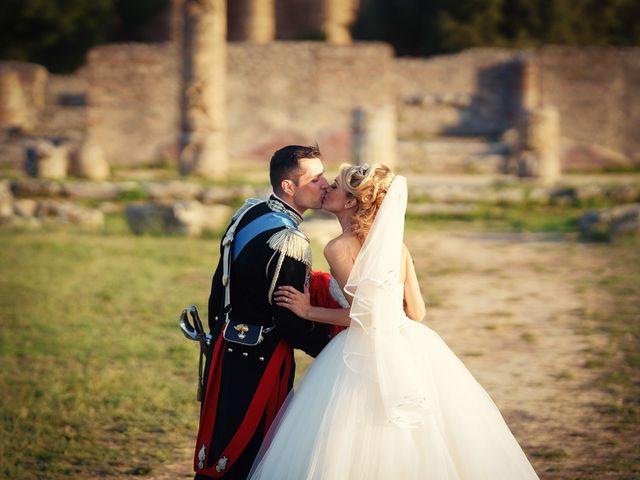 Il matrimonio di Saverio e Pamela a Capaccio Paestum, Salerno 81