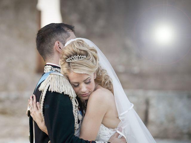 Il matrimonio di Saverio e Pamela a Capaccio Paestum, Salerno 82