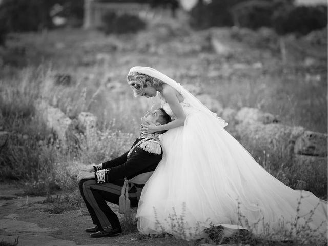 Il matrimonio di Saverio e Pamela a Capaccio Paestum, Salerno 83