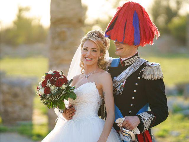 Il matrimonio di Saverio e Pamela a Capaccio Paestum, Salerno 86