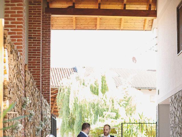 Il matrimonio di Daniele e Martina a Caluso, Torino 3