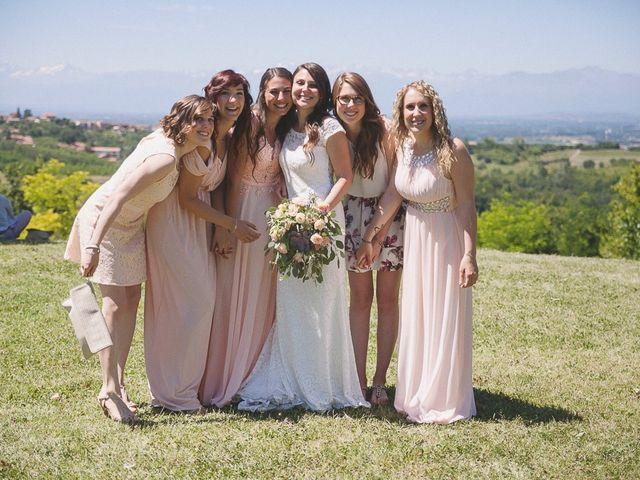 Il matrimonio di Daniele e Martina a Caluso, Torino 33
