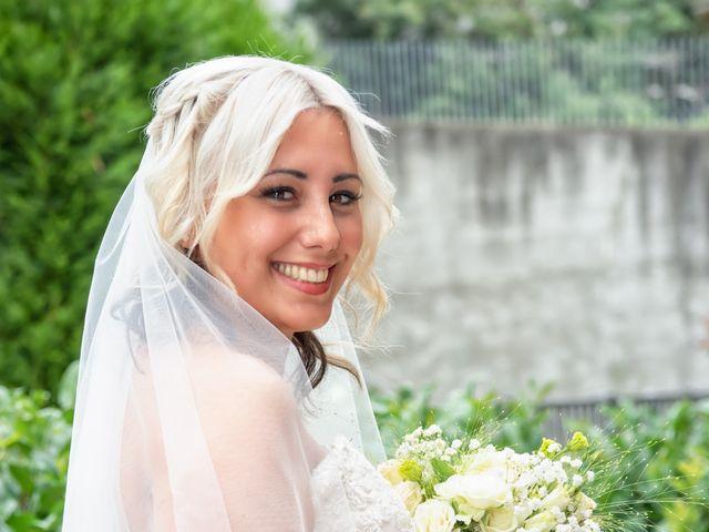Il matrimonio di Mattia e Jessica a Palazzago, Bergamo 12