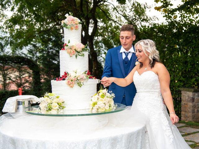 Il matrimonio di Mattia e Jessica a Palazzago, Bergamo 23