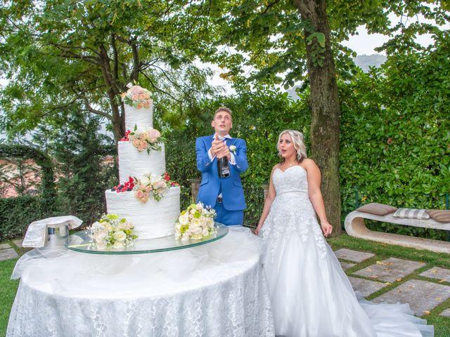 Il matrimonio di Mattia e Jessica a Palazzago, Bergamo 24
