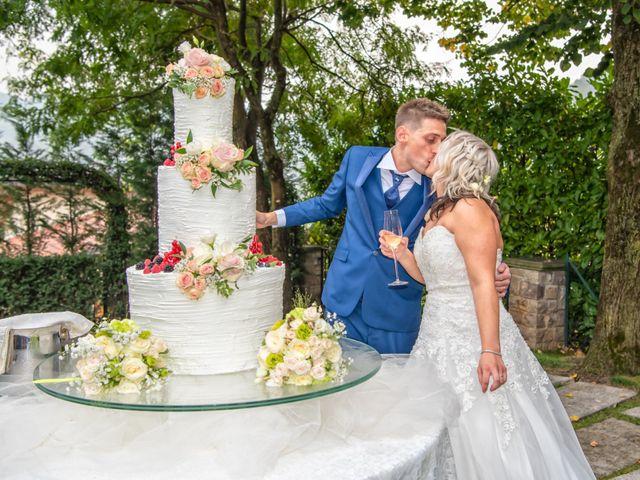 Il matrimonio di Mattia e Jessica a Palazzago, Bergamo 25