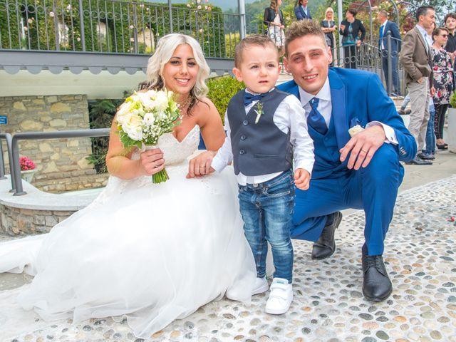 Il matrimonio di Mattia e Jessica a Palazzago, Bergamo 27