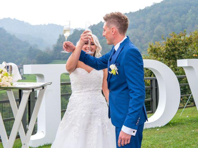 Il matrimonio di Mattia e Jessica a Palazzago, Bergamo 28