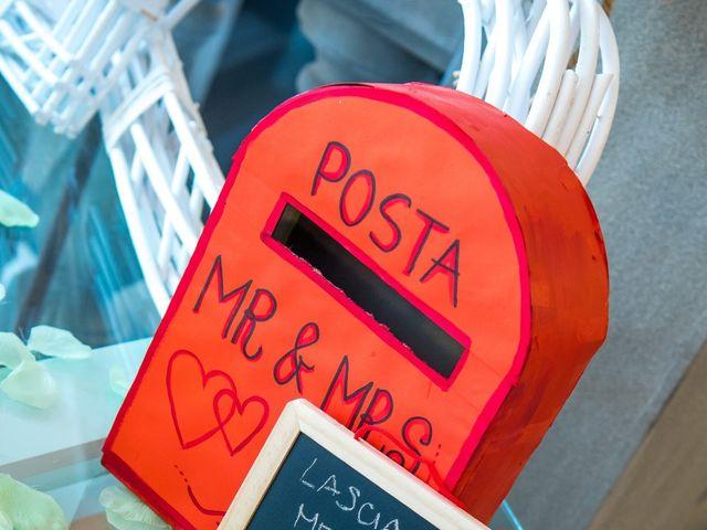Il matrimonio di Mattia e Jessica a Palazzago, Bergamo 32