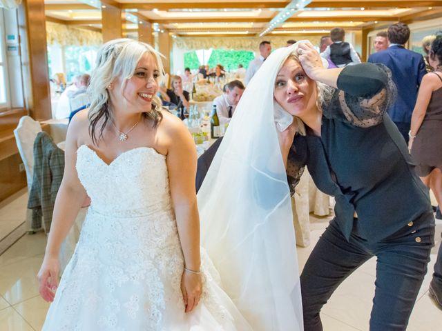 Il matrimonio di Mattia e Jessica a Palazzago, Bergamo 35