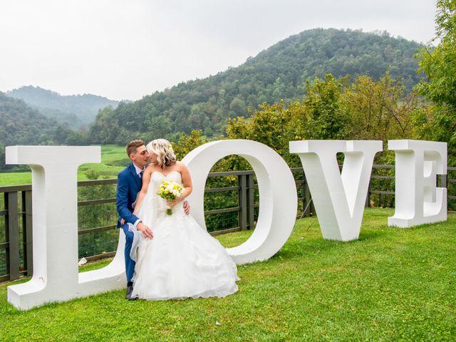 Il matrimonio di Mattia e Jessica a Palazzago, Bergamo 41
