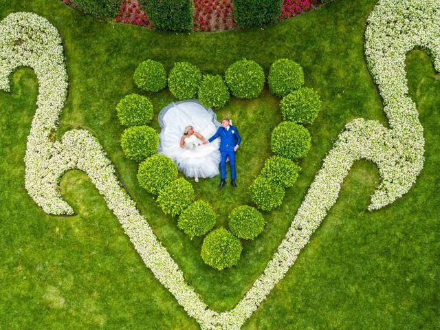 Il matrimonio di Mattia e Jessica a Palazzago, Bergamo 2