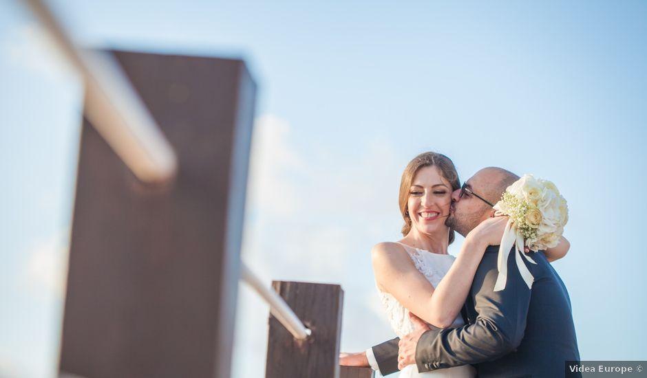 Il matrimonio di Mario e Katia a Palermo, Palermo