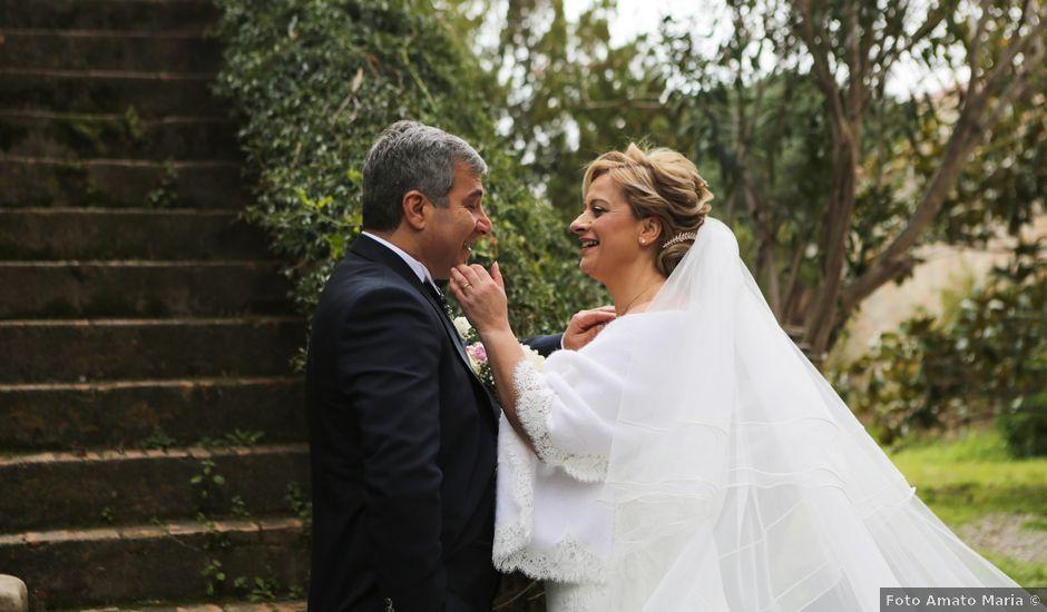 Il matrimonio di Alfonso e Sandra a Cirò Marina, Crotone