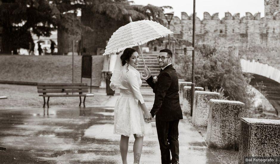 Il matrimonio di Gianmarco e Carolina a Verona, Verona