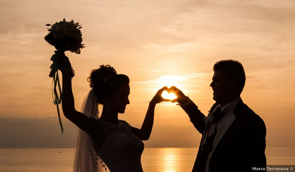 Il matrimonio di Andrei e Sabina a Barcellona Pozzo di Gotto, Messina