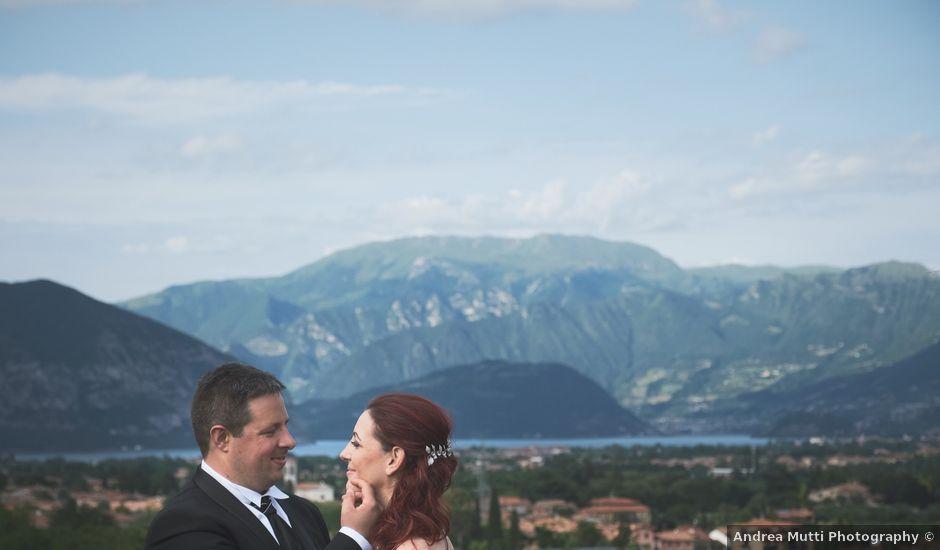 Il matrimonio di Fabrizio e Laura a Erbusco, Brescia
