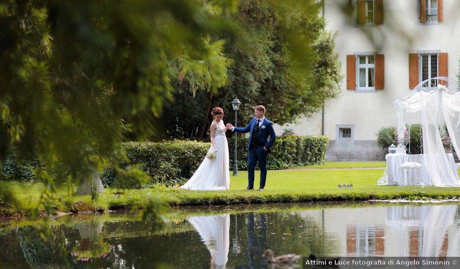 Il matrimonio di Alex e Alessia a Muzzana del Turgnano, Udine