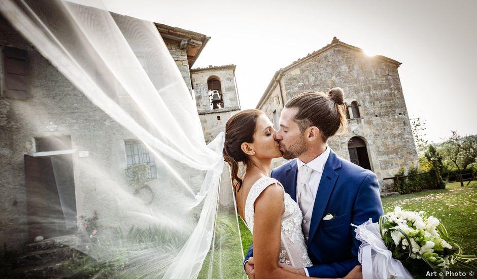 Il matrimonio di Larry e Silvia a Reggio nell'Emilia, Reggio Emilia