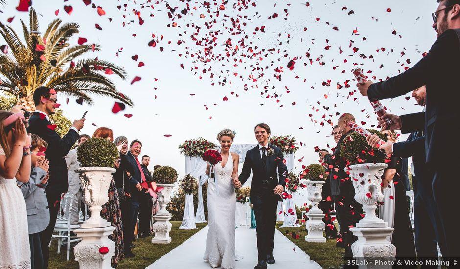 Il matrimonio di Roberto e Sabrina a Nettuno, Roma