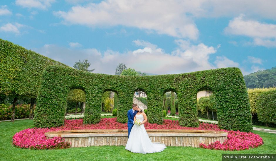 Il matrimonio di Mattia e Jessica a Palazzago, Bergamo