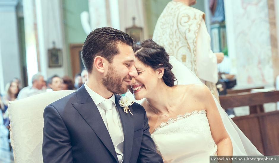Il matrimonio di Sergio e Daniela a Somma Lombardo, Varese