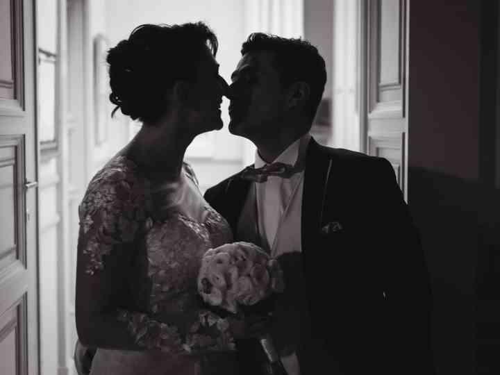 le nozze di Manuela e Fabrizio