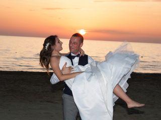 Le nozze di Veronica e Antonio