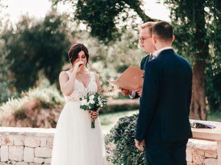 Le nozze di Veronique e Sylvain