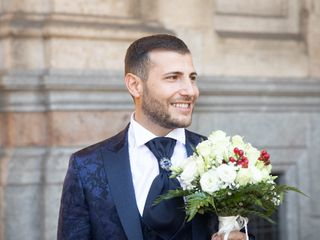 Le nozze di Marco  e Cristina  2