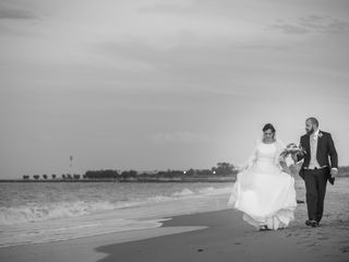 Le nozze di Mafalda e Carlo