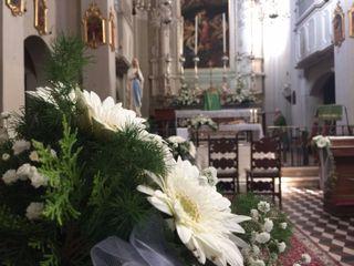 Le nozze di Elisabetta e Lorenzo 3