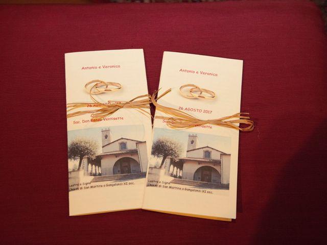 Il matrimonio di Antonio e Veronica a Lastra a Signa, Firenze 62