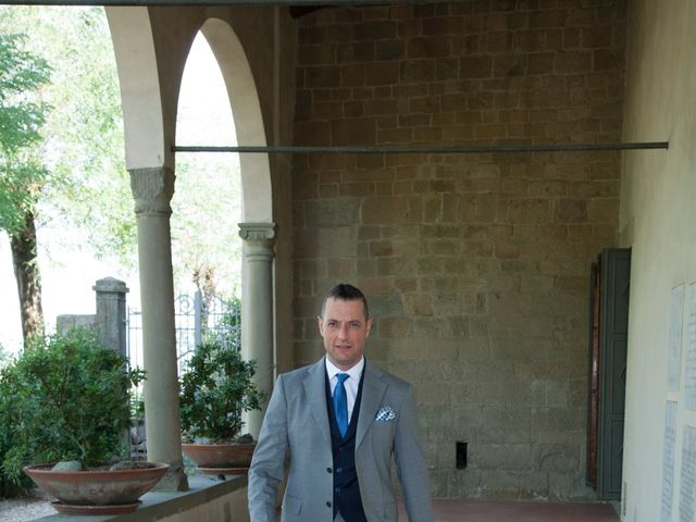 Il matrimonio di Antonio e Veronica a Lastra a Signa, Firenze 92