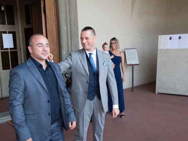 Il matrimonio di Antonio e Veronica a Lastra a Signa, Firenze 97
