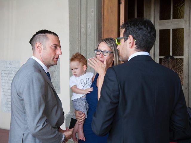 Il matrimonio di Antonio e Veronica a Lastra a Signa, Firenze 100