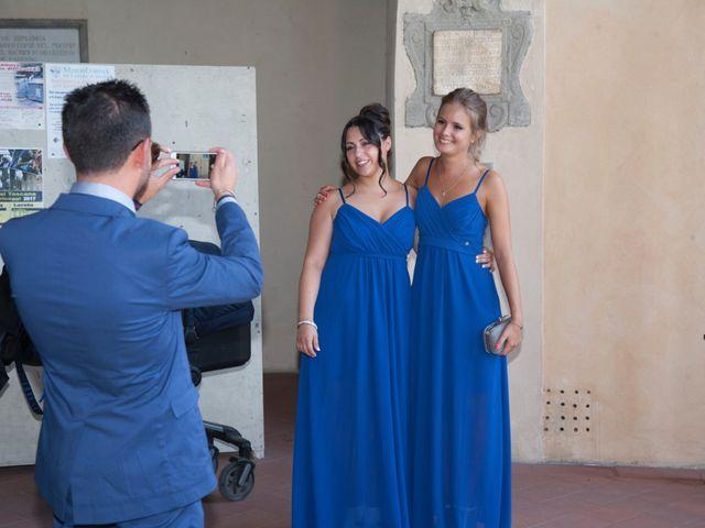 Il matrimonio di Antonio e Veronica a Lastra a Signa, Firenze 108