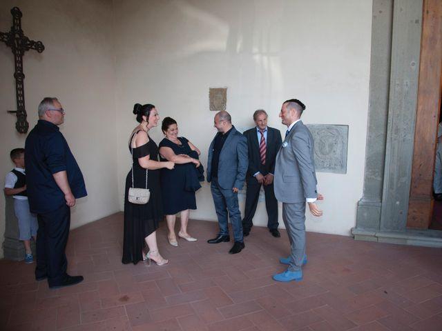 Il matrimonio di Antonio e Veronica a Lastra a Signa, Firenze 109
