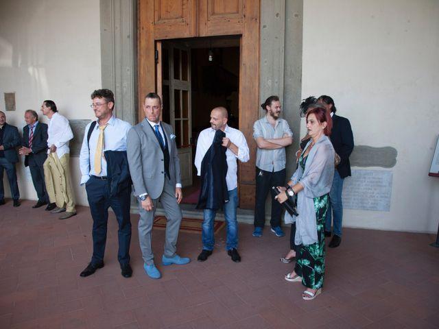 Il matrimonio di Antonio e Veronica a Lastra a Signa, Firenze 110