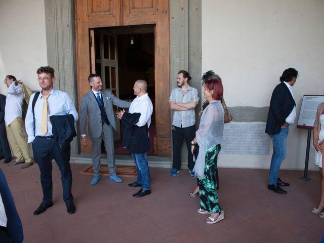 Il matrimonio di Antonio e Veronica a Lastra a Signa, Firenze 111