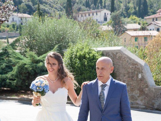 Il matrimonio di Antonio e Veronica a Lastra a Signa, Firenze 114