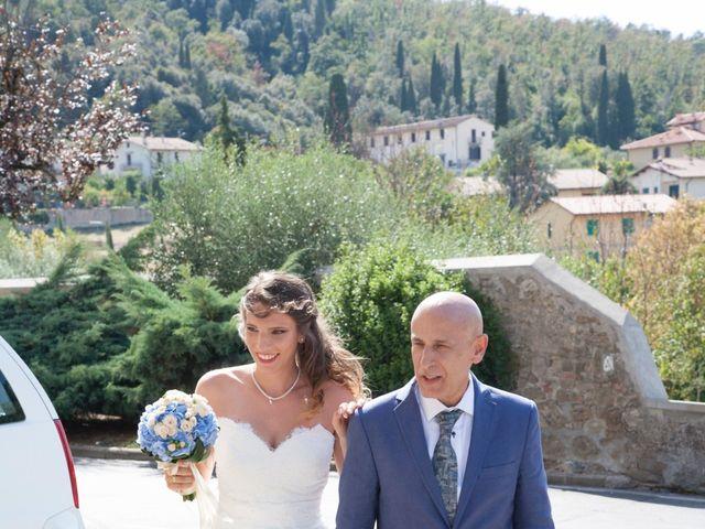 Il matrimonio di Antonio e Veronica a Lastra a Signa, Firenze 115