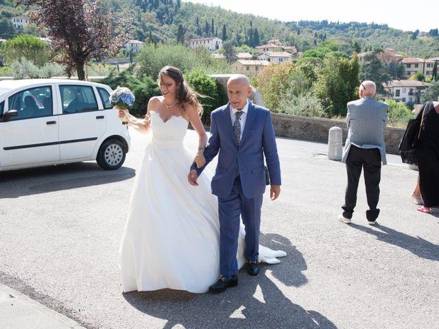 Il matrimonio di Antonio e Veronica a Lastra a Signa, Firenze 116