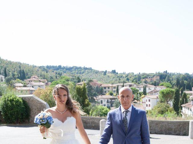 Il matrimonio di Antonio e Veronica a Lastra a Signa, Firenze 117