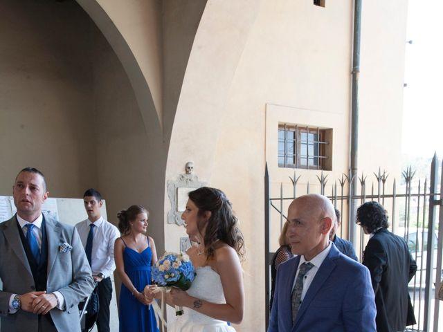 Il matrimonio di Antonio e Veronica a Lastra a Signa, Firenze 121